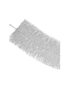 White 100mm Gutter Brush (4m length) White