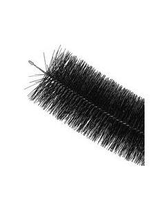Black 100mm Gutter Brush (4m length) Black