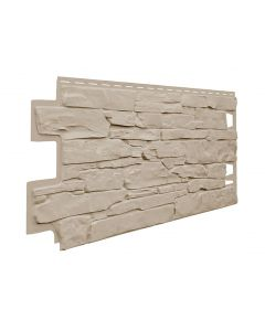 Liguria Stone Effect Garden Wall Cladding Cream