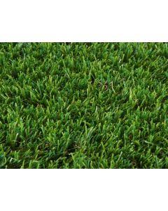 Seattle Green 20mm Artificial Grass Roll (2m X 4m) Green