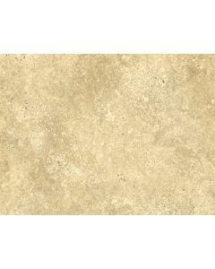 Clever Click Plus Olympia Tile Effect Vinyl Flooring Cream