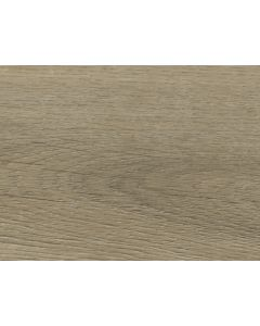 Clever Click Plus Smoked Oak Wood Effect Vinyl Flooring Brown