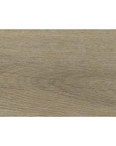 Clever Click Plus Smoked Oak Wood Effect Vinyl Flooring Brown