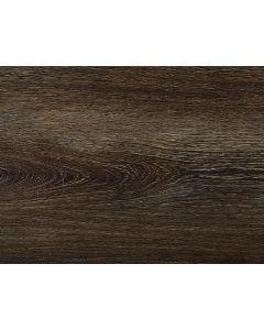 Clever Click Plus Barn Oak Wood Effect Vinyl Flooring Brown