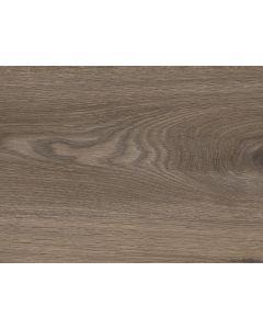 Clever Click Plus Chapman Oak Wood Effect Vinyl Flooring Brown