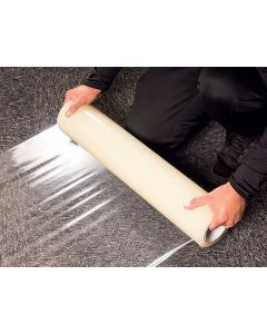 Guardian Carpet Protector Clear 60cmx50m Clear