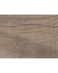 Clever Click Fontana Oak Wood Effect Vinyl Flooring Brown