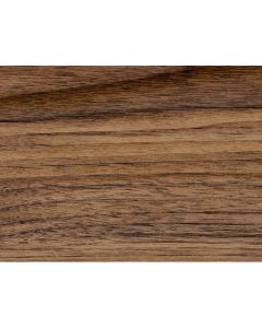Clever Click Norfolk Walnut Wood Effect Vinyl Flooring Brown