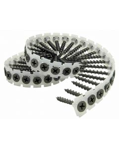 Evolution Collated Drywall Screws