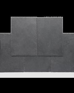 "Cupa Natural 5 (50x25mm / 20""x10"") Standard Grade Spanish Slate"