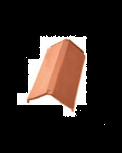 420mm Dura Universal Clay Ridge Tile - Red