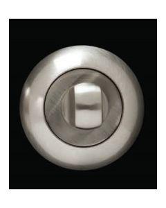 Fortessa WC Raised Thumb Turn Polished Chrome
