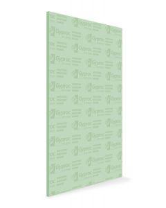 Gyproc 2.4mx1.2m x15mm Moisture Plaster Slab (8ftx4FT)