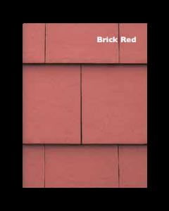 Morrisey Millford Flat Concretre Roof Tile - Brick Red