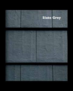Morrisey Millford Flat Concretre Roof Tile - Slate Grey