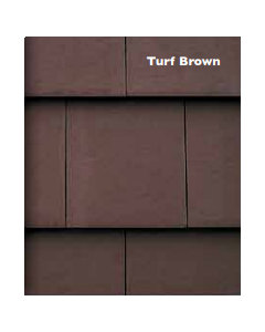 Morrisey Millford Flat Concretre Roof Tile - Turf Brown