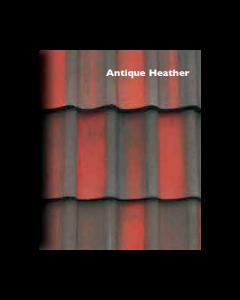 Morrisey Rockford Double Pan Concretre Roof Tile - Antique Heather