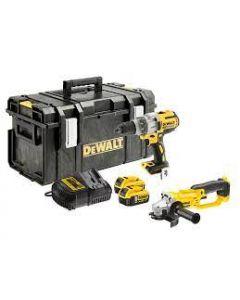 DEWALT DCK278P2 XR Twin Pack