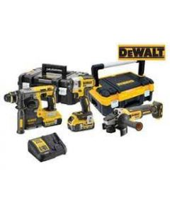 DEWALT DCK305P2T XR Brushless Triple Kit
