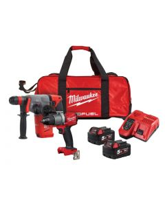 Milwaukee M18 FPP2M2 FUEL™ Twin Pack