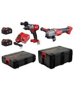Milwaukee M18 FPP2W2-602X FUEL™ Twin Pack