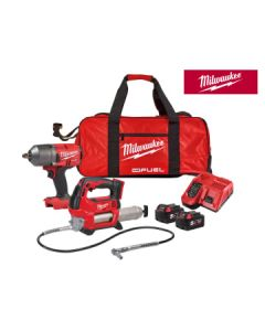 Milwaukee M18 FPP2AI FUEL™ Twin Pack