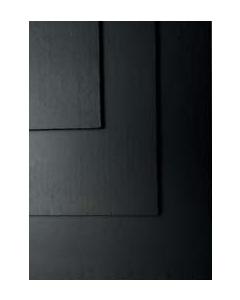 "SIGA Smooth Square Edge Black (60x30mm / 24""x12"")"