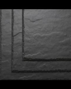 "SIGA Textured Riven Edge Blue/Black (60x30mm / 24""x12"")"