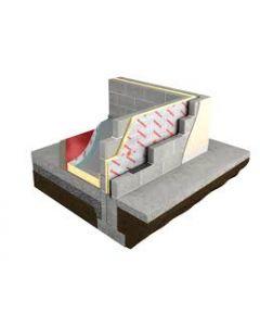 Xtratherm Thin-R Cavity Wall 100mm T&G